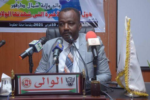 عربي يهنئ الشعب السوداني بتشكيل الحكومة الاتحادية