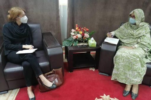 السودان يتطلع لشراكة الأمم المتحدة للسيطرة على الحدود
