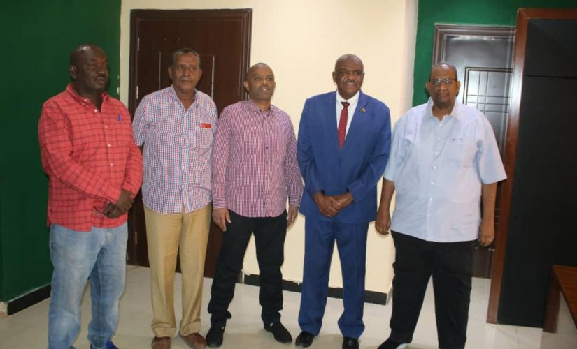 مجلس الشباب بالخرطوم يلتقى الإتحاد المحلي لكرة القدم