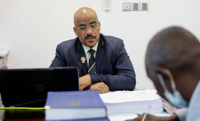 /سونا/ تحاور مدير الجامعة العربية المفتوحة في السودان