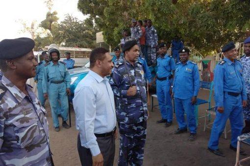 والي النيل الابيض يؤكد إستقرار الأوضاع الأمنية بجميع المحليات