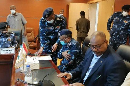 وزير الداخلية يدين التخريب بشمال كردفان ويوجه باتخاذ العقوبات الرادعة