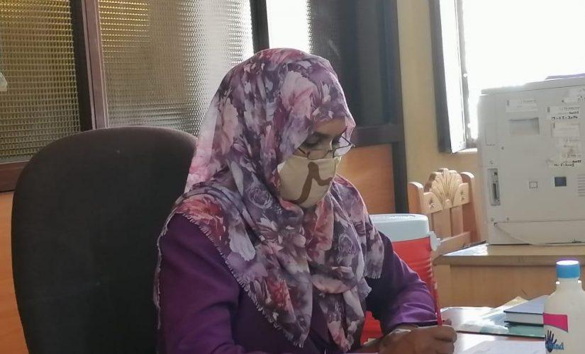 مدير الصحة بالقضارف تلتقي ممثلة الامم المتحدة لشؤون اللاجئين