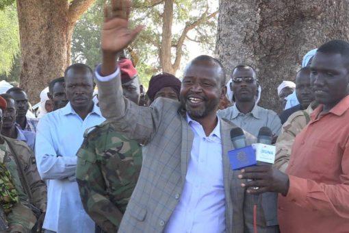 الهادي: لن يتحقق السلام المستدام إلا بتوفير الأمن بإقليم دارفور