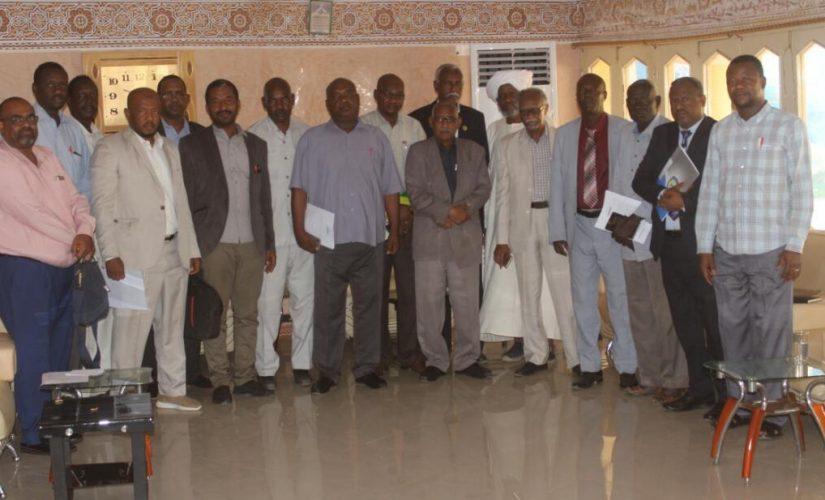 اجتماع لوكلاء الجامعات السودانية لمناقشة تعويضات العاملين