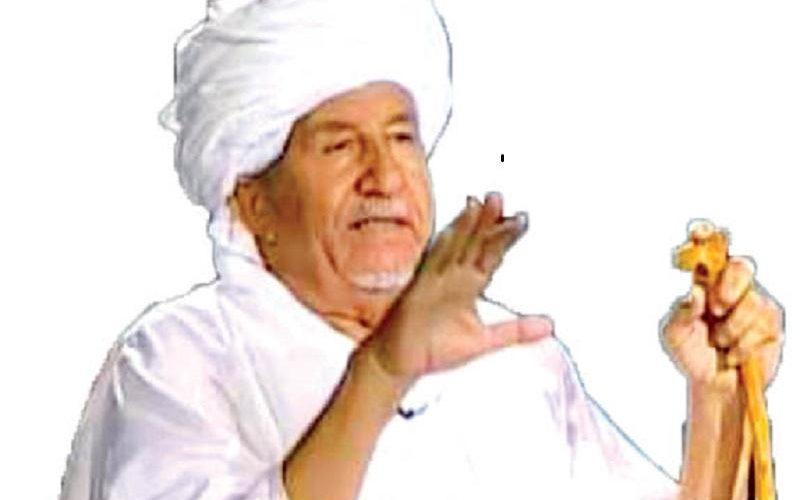 مجلس السيادة يحتسب عند الله تعالى رئيس حزب المستقلين القومي