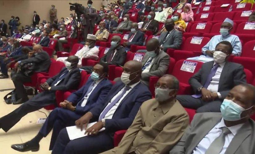 جابر يؤكد حرص السودان لدعم مسيرة السلام والامن والاستقرار والتنمية