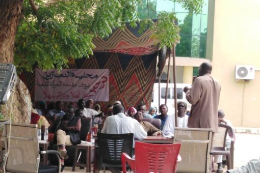 شباب النيل الأزرق يطالبون بتوسيع قاعدة المشاركة لبناء السلام