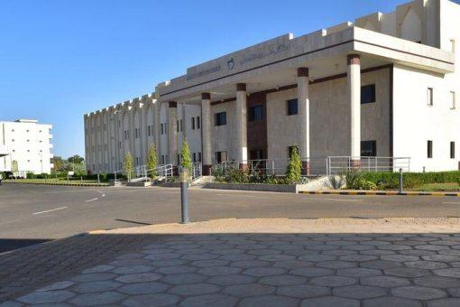 إعادة تأهيل مستشفى مروي
