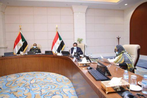 مجلس الشركاء يؤكد دعمه للحكومة الإنتقالية لتحقيق أهدافها