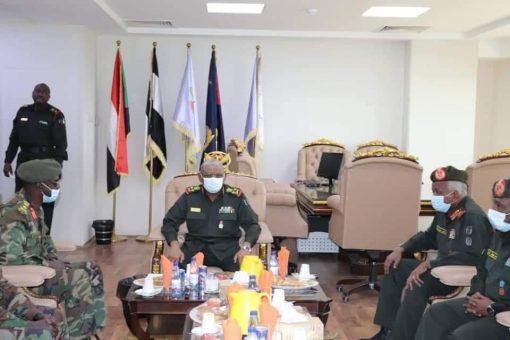القائد العام لجيش تحرير السودان يبحث تنفيذ ملف الترتيبات الأمنية