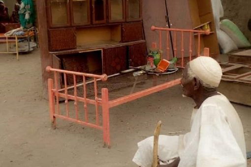 حزب الامةالقومي وهيئةشئون الانصاريسيران قافلة دعم للمتضررين بفيضان النيل الابيض