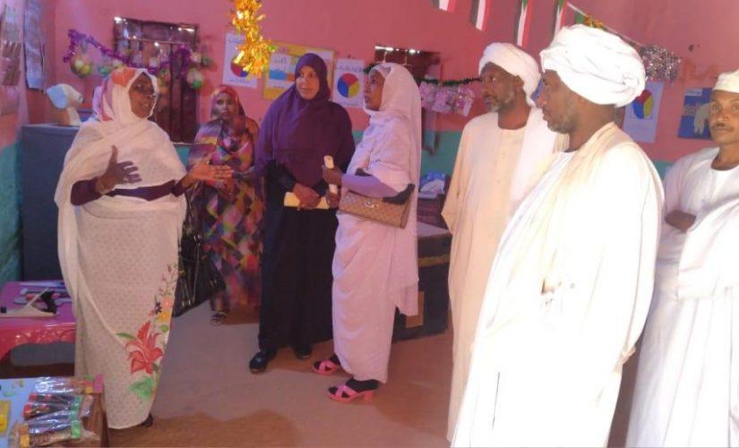 التعليم قبل المدرسة بنهر النيل يؤكدأهمية تقوية الملكات الإبداعية للمعلمين