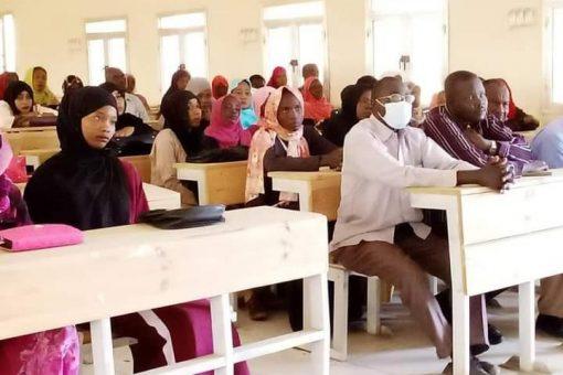 ورشة تحضيرية حول الامتحانات الإلكترونية لطلاب جامعة السودان المفتوحة بالفاشر