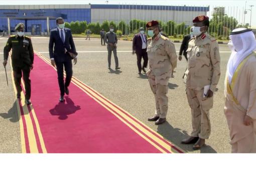 دقلو يتوجه الى دولة الإمارات العربية المتحدة