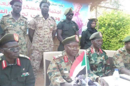 كودي:أكثر من 12 ألف من قواتنا تحت رهن القوات المسلحة
