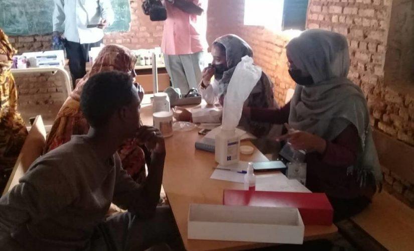 قافلة طبية تستهدف عددا من قرى ام دباكر بمحلية ربك