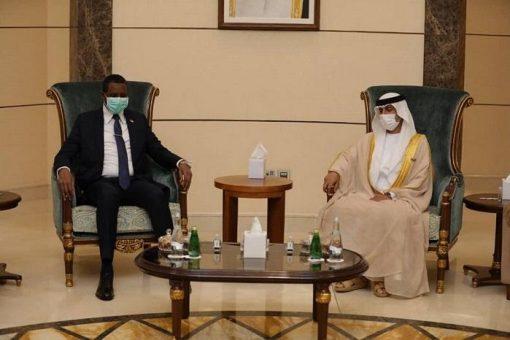 النائب الأول لرئيس مجلس السيادة يصل الإمارات