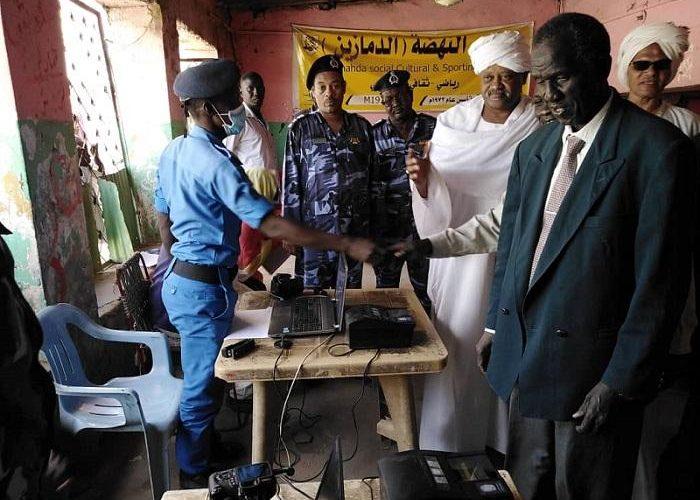 النيل الأزرق تدشن منح الرقم الوطني للعائدين من جنوب السودان