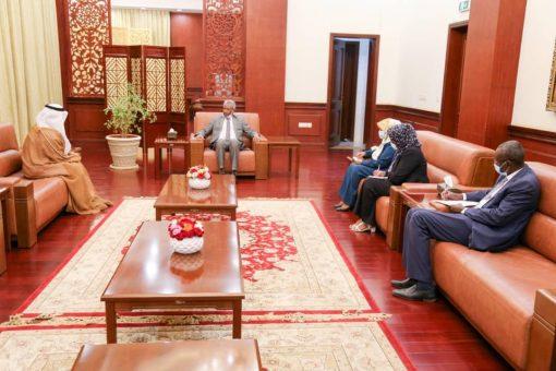 قاضي يؤكد عمق ومتانة العلاقات مع دولة الإمارات