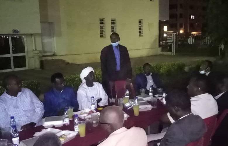 هيئة محامي دارفور تحتفي بعودة أعضائها المؤسسين والناشطين بالهيئة