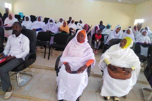 ورشة تدريبية لمعلمي اللغة الإنجليزية بمحلية اللعيت بشمال دارفور