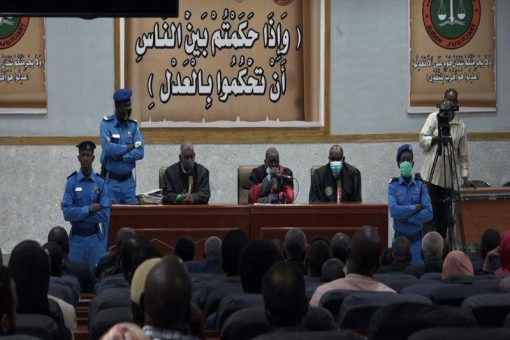 محكمة مدبري انقلاب يونيو ترفع جلساتها للاجراءات الاحترازية