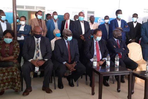 وزارة المالية تدشن برنامج دعم الأسر السودانية