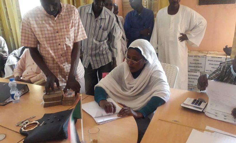 تربية النيل الأبيض:المنحة المدرسية تسهم في إستقرار التعليم