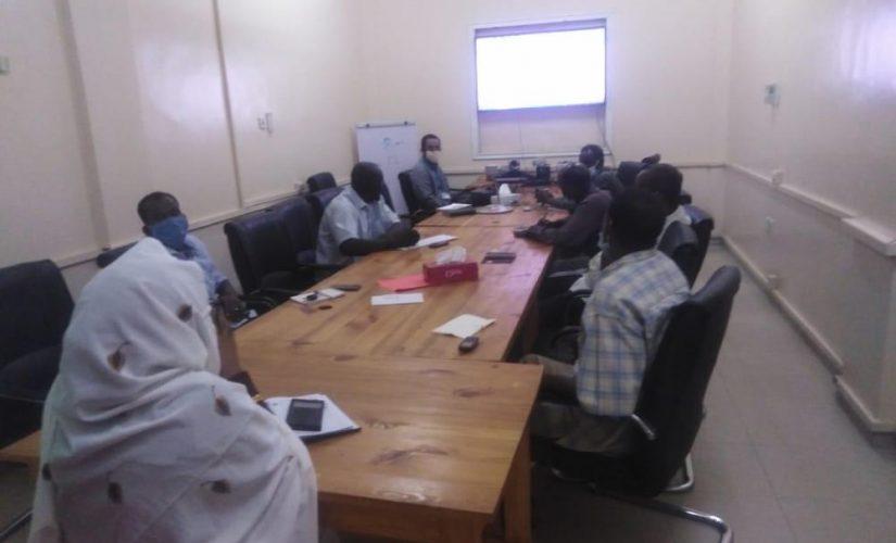 إجراءات تشغيلية لنزع السلاح وإعادة الدمج لأطفال النيل الأزرق