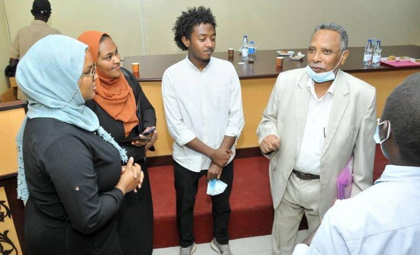 فوز كلية العمارة بجامعة السودان في مسابقة لإتحاد المعماريين الأفارقة