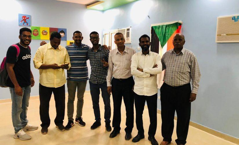 دعم جديد من الأطباء السودانيين بسلطنة عمان لمستشفى إبراهيم مالك