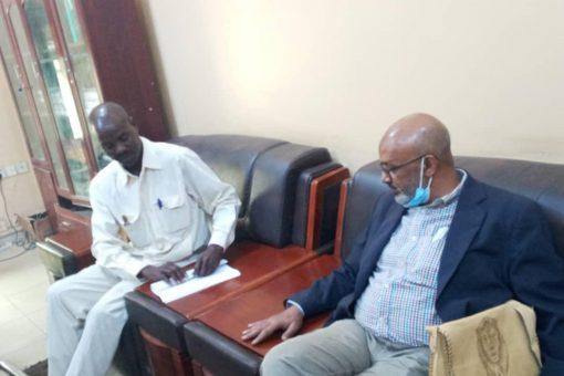 أمانة حكومة جنوب دارفور تتعهد بدعم التعليم الدامج