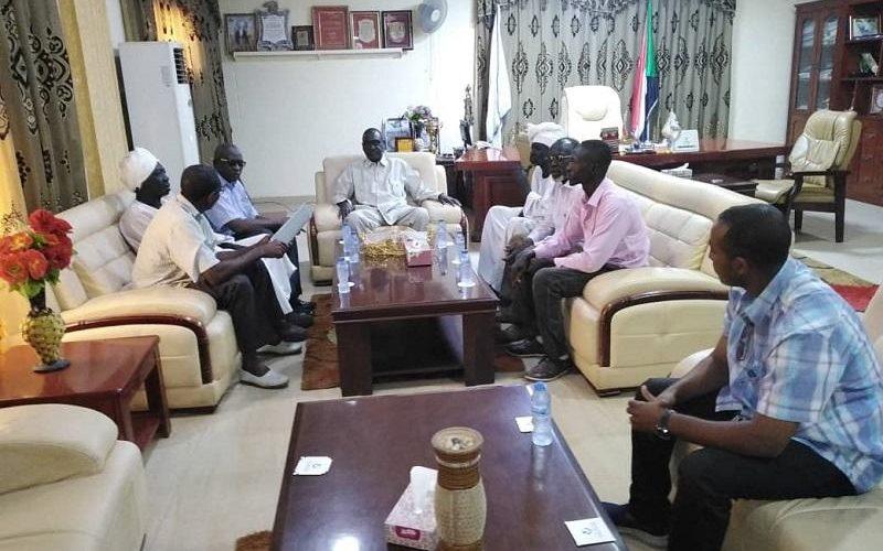 والي النيل الأزرق:تنفيذ إتفاقية سلام جوبا سيحقق الاستقرار بالولاية