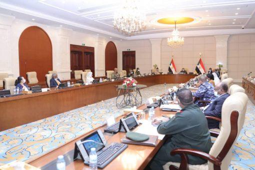 مجلس الأمن والدفاع يتخذ عددا من القرارات لتعزيز الأمن والإستقرار