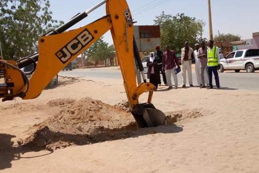 الفاشر:البنى التحتية تؤكد العزم على تنفيذ خطط الوزارة للعام ٢٠٢١م