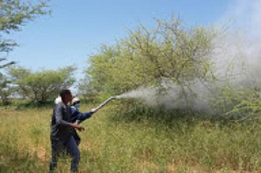 بحث التعاون بين شمال دارفور ومكافحة الآفات الزراعية القومية بالولاية