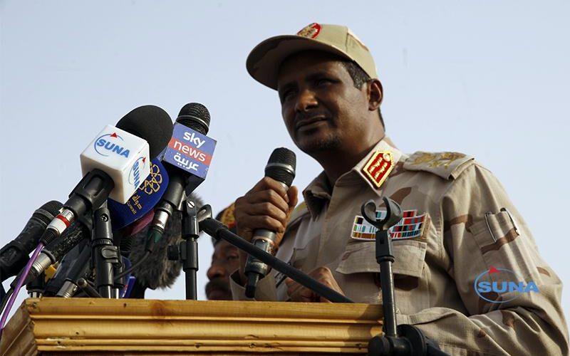 دقلو يدعو مواطني شرق دارفور إلى نبذالصراعات وقبول الآخر