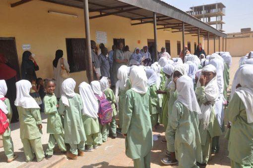 شمال كردفان تطلق مبادرة الحصة وطن لترحيل طلاب المدارس