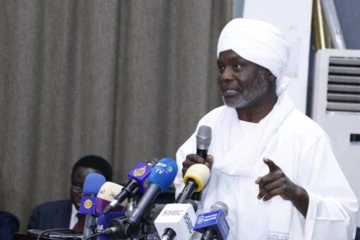 تدشين برنامج دعم الاسر السودانية (ثمرات) بغرب دارفور