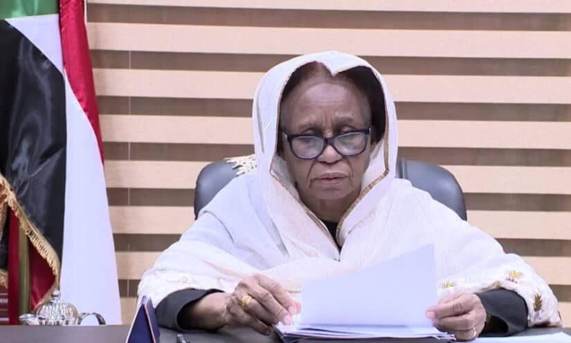 عائشة موسى تؤكد ثقة الدولة في قدرات المرأة السودانية
