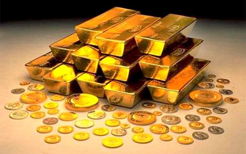 سعر أوقية الذهب يسجل 1292.51 دولاراً