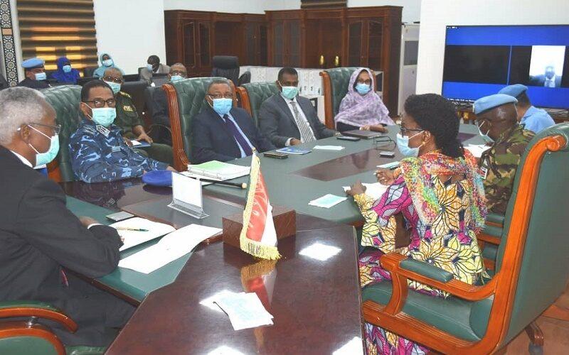 الآلية الوطنية لحماية المدنيين توصي بتشكيل لجان مشتركة لتنفيذ عملها