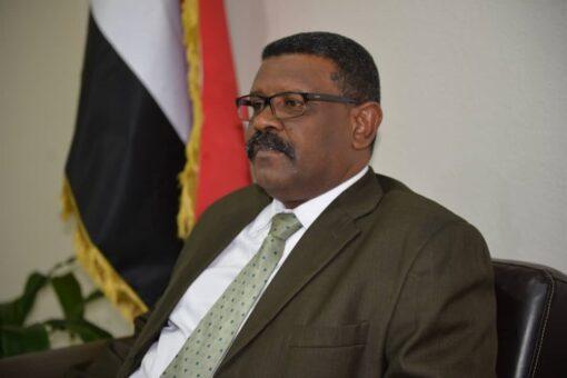والي الخرطوم يعين يوسف حميدة مديراً عاماً للبنى التحتية