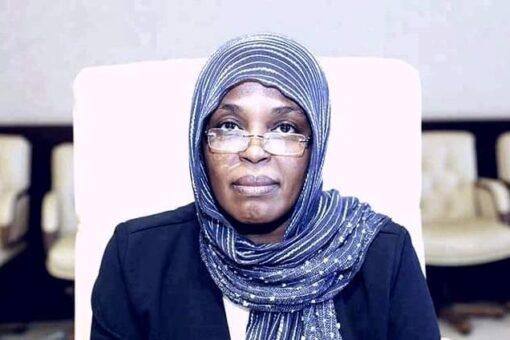 آمنة المكي:نؤيد وندعم سلام جوبا