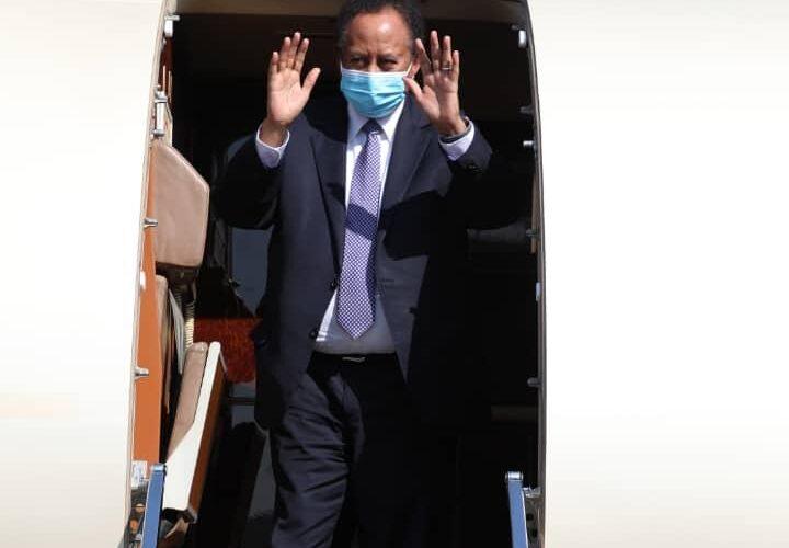 د. حمدوك يعود إلى البلاد