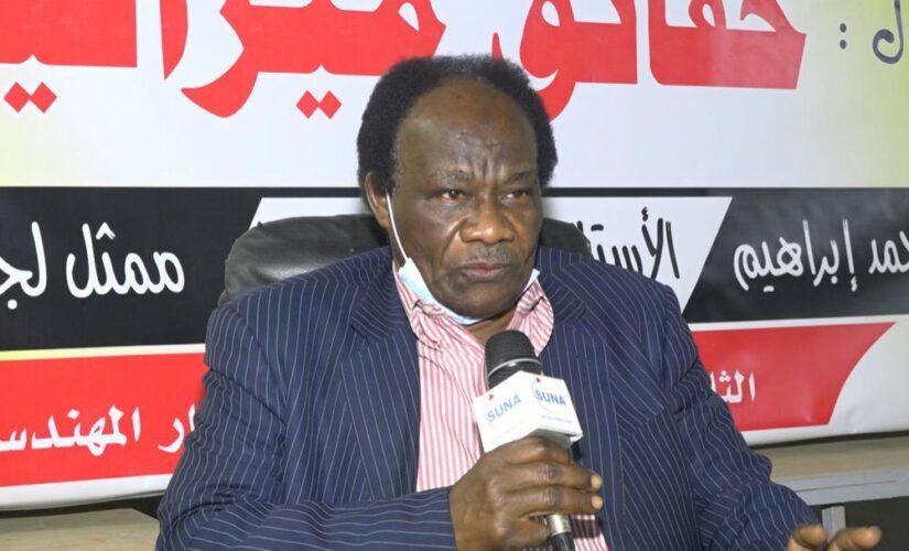 وزير الاستثمار يؤكد دعمه لانشطة جمعية الصداقة السودانية الامريكية