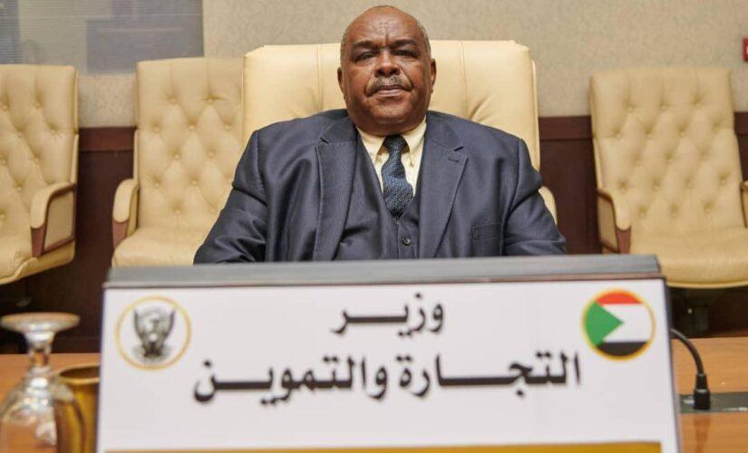 جدو: اولويات وزارته تسريع مفاوضات انضمام السودان لمنظمة التجارة العالمية
