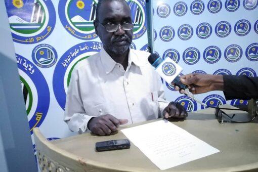 والي النيل الازرق: أولوية التعيين بالوظائف الحكومية لأبناء الولاية