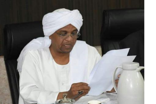 الأمين العام لديوان الزكاة يستمع لهموم ومشاكل الجالية السودانية بالرياض